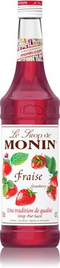Monin Strawberry Syrup 70cl