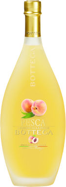 Bottega Peach Liqueur 50cl