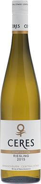 Ceres Riesling, Central Otago