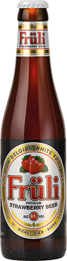 Fruli Strawberry Beer 330 ml x 24