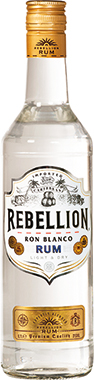 Rebellion Rum Blanco