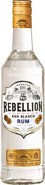 Rebellion Rum Blanco 70cl