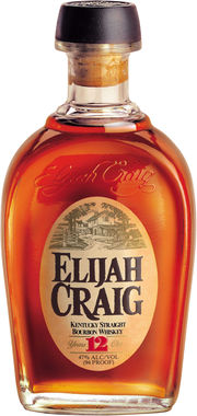 Elijah Craigh Small Batch Kentucky Straight Bourbon Whiskey