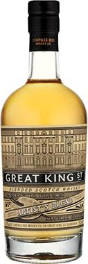 Compass Box Great King Street Artist Blend 70cl
