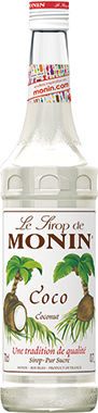 Monin Coconut Syrup 70cl