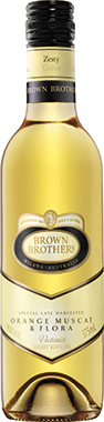 Brown Brothers Late Harvest Orange Muscat and Flora, Victoria