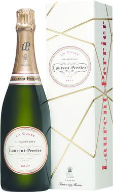 Laurent-Perrier La Cuvée Brut NV Gift Box
