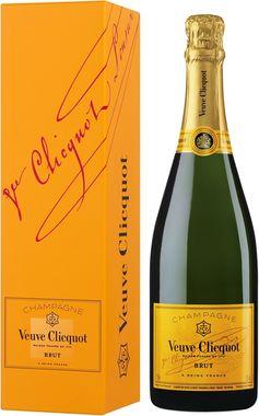 Veuve Clicquot Yellow Gift Box