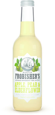 Frobishers Apple, Pear & Elderflower, NRB 330 ml x 12