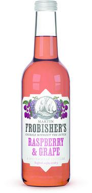 Martin Frobisher's Raspberry & Grape Sparkler 330 ml x 12