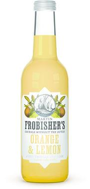 Martin Frobisher's Orange & Lemon Sparkler 330 ml x 12