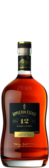 Appleton Estate Rare Blend 12yo Jamaican Rum 70cl