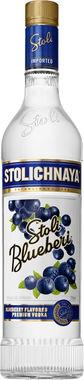 Stolichnaya Blueberi Vodka 70cl