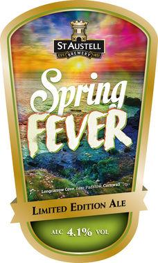 Spring Fever Limited Edition Ale 9 gal x 1