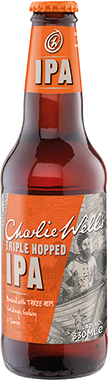 Charlie Wells Triple Hopped IPA 330 ml x 24