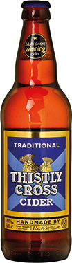 Thistly Cross Traditional 4.4% Cider 500 ml x 12