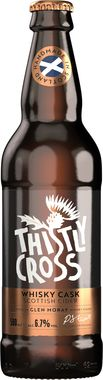 Thistly Cross Whisky Cask Cider 500 ml x 12