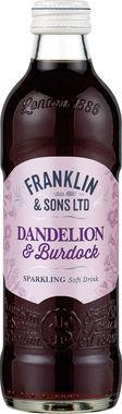 Franklin & Sons Bristish Dandelion & Handpicked Burdock with Star Anise 275 ml x 12