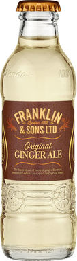 Franklin & Sons Original Ginger Ale 200 ml x 24