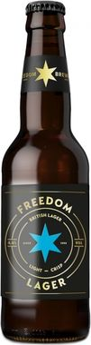 Freedom 4 Authentic Lager 330 ml x 24