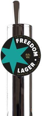 Freedom Four Lager, Keg 50 lt x 1