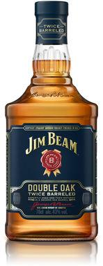 Jim Beam Double Oak 43% 70cl