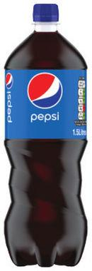 Pepsi Cola PET 1.5 lt x 12