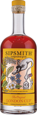 Sipsmith London Cup 70cl