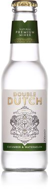 Double Dutch Cucumber & Watermelon Tonic 200 ml x 24