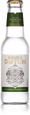 Double Dutch Cucumber & Watermelon Tonic, NRB 200 ml x 24
