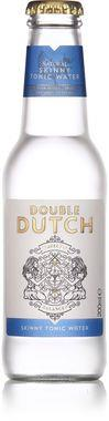 Double Dutch Skinny Tonic, NRB 200 ml x 24