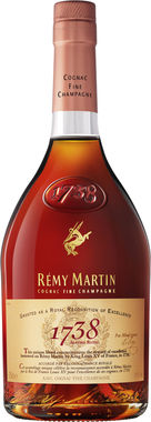 Remy Martin 1738 Accord Royal Cognac Fine Champagne