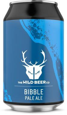 Wild Beer Bibble, Can 330 ml x 24