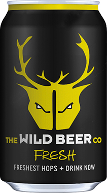 Wild Beer Fresh, Can 330 ml x 24