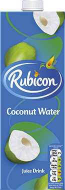 Rubicon Coconut Water 1L x 6
