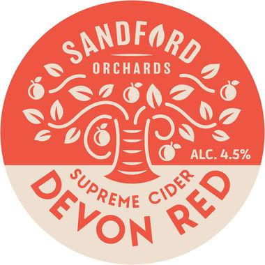Sandford Devon Red, Keg 50 lt x 1