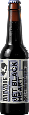 Brewdog Jet Black Heart 330 ml x 24