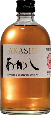 White Japanese Blended Whisky 50cl
