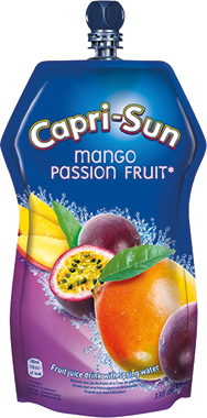 Capri-Sun Mango & Passion Fruit 330 ml x 15