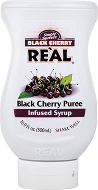 Re'al Black Cherry Infused Syrup 50cl