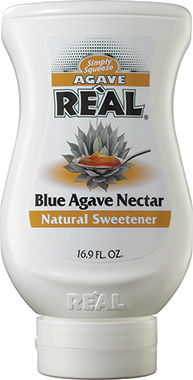 Re'al Blue Agave Nectar Natural Syrup 50cl