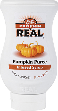 Re'al Pumpkin Puree Infused Syrup 50cl