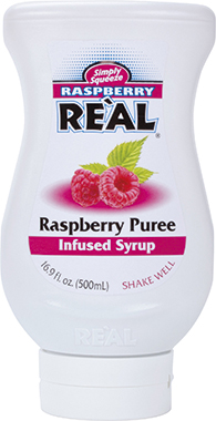 Re'al Raspberry Puree Infused Syrup 50cl