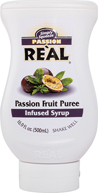Re'al Passionfruit Infused Syrup 50cl