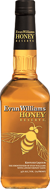 Evan Williams Honey Bourbon Liqueur 70cl