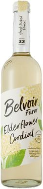 Belvoir Fruit Farms Elderflower Cordial 500ml x 6