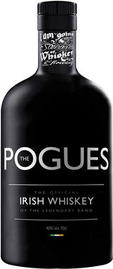 The Pogues Irish Whiskey (Customer Specific) 70cl