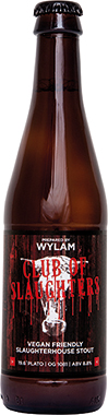 Wylam Club of Slaughters - Imperial Stout 330 ml x 24