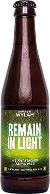Wylam Remain in Light - A Superstacked Alpha Pale 330 ml x 24