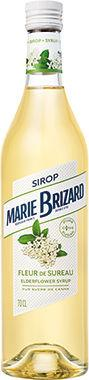 Marie Brizard Elderflower Syrup 70cl